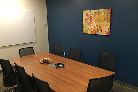 Office Evolution - Burlington - Medium Conference Room Burlington MA