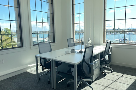 Regus | Spaces @ Jack London Square - 3 Months FREE OFFICE RENT