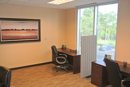 Orlando Office Center at Research Park - Office #203 - 5 Dedicated Desk Office