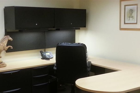 Inspired Workspace (Presidio) - Day Suite (Private Office)