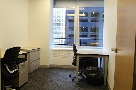 Corporate Suites: 1180 6th Ave (46th) - Private Office #842 | Monthly
