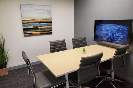 Pacific Workplaces - San Mateo - Arch Meeting Room