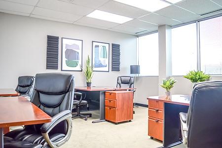 WorkSuites | Dallas Galleria Tower One - ExecutiveSuite - Window or Interior