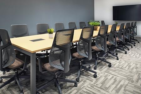 Venture X Richmond Hill - Conference Room