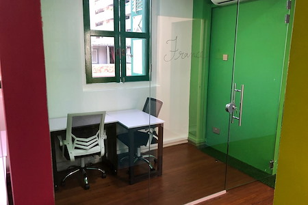 LikeMeetWork - Private Office (up to 2 pax)