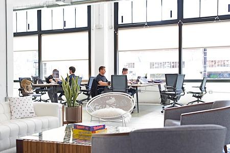Union Cowork East Village - Semi Private Desks