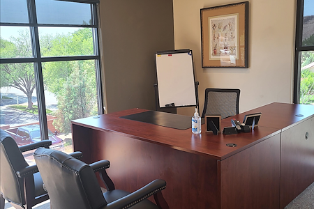 St. George Executive Suites - Private Day Office-201 B