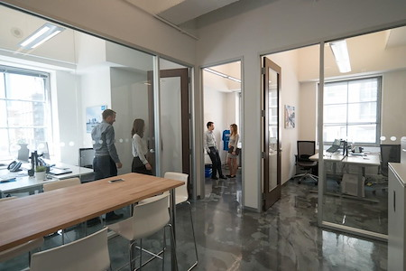 iQ Offices   1055 West Georgia St. - On Demand Private Office