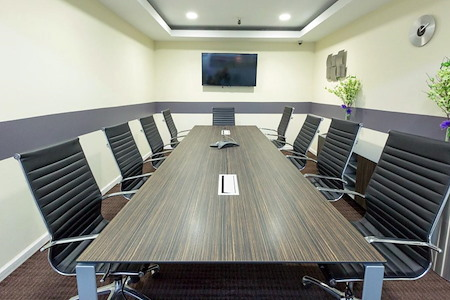 Jay Suites - 10 Times Square - Meeting Room A-12 Person