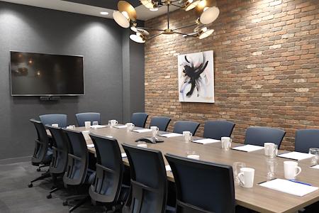 Venture X Charlotte - The Refinery - The Boardroom