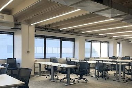 815 Brazos Furnished Sublease - Private Office for 35