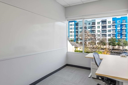 Work214 - 2 Person Office Window View