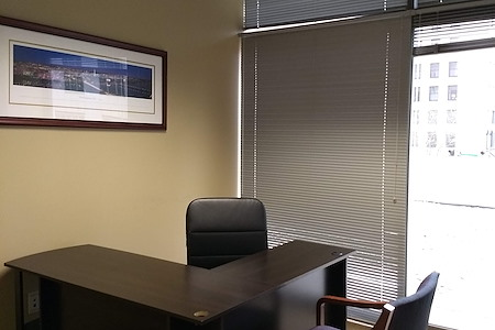 TKO Suites - 300 Delaware - Private Office! Great View!