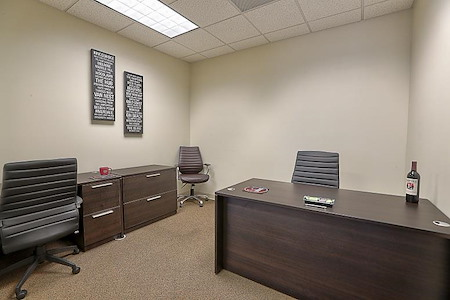 Empire Executive Offices - Office 1711  (Interior)