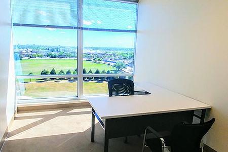 (ALN) One Allen Center - Window Office