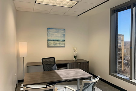 Peachtree Offices at 1100, LLC - Window Office