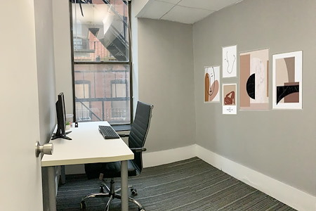 TKO Suites - Midtown West - Private, Windowed Office, avail. June 1