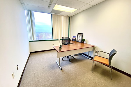 Office Evolution - Downtown Somerville - Furnished Office