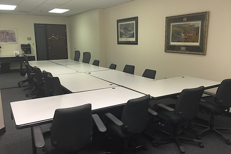 AMG Corporate Offices - Chesterfield - Training Room 1