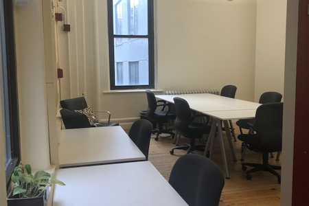 Coalition Space | Chelsea - 10 Person Team Windowed Suite