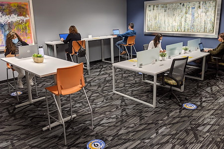 Pacific Workplaces - Oakland - Coworking