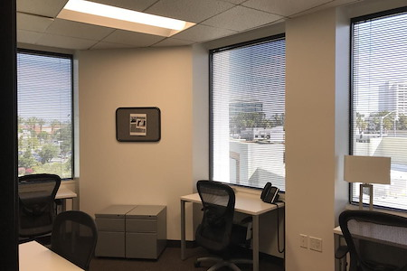 Regus | Del Amo - Window Office 215