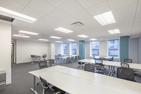 Boston Offices - Exchange Place - Team Suite 525