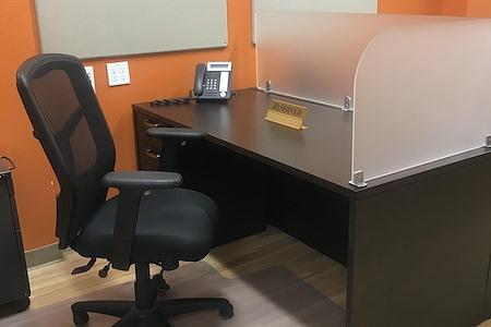 Pleasanton Workspace - Dedicated desk