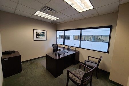 AEC - Radnor - Premium Office Atrium Window