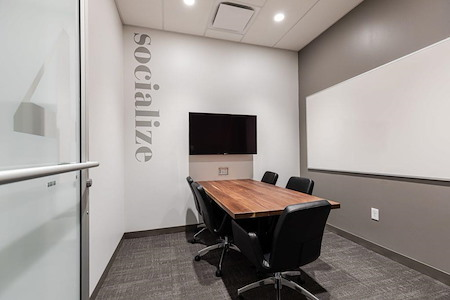 Roam Lenox - Conference Room #4, Socialize