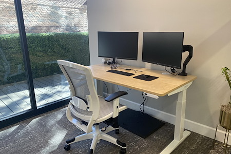 The Post Workspaces - Part-Time Private Office Plus (PTPO +)