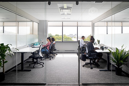PrimeWork - 4 Person Office Suite
