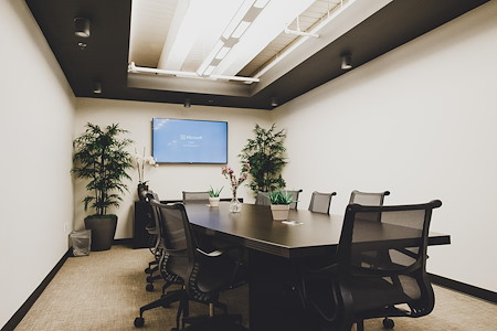 The Pioneer Collective - Lobby Conference Room
