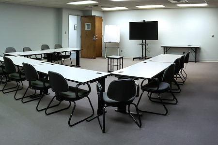 Office Options Meeting Room Facilities - Networking Room
