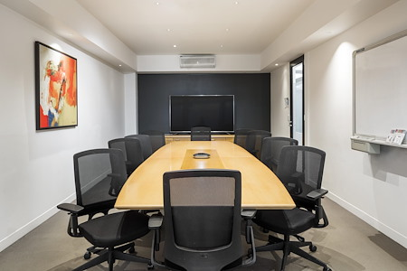 workspace365- 72 York Street - Kerferd | 12 Person Meeting Room