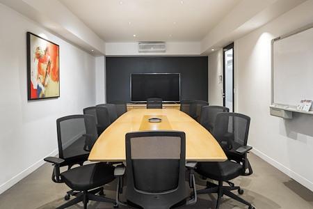 workspace365- 72 York Street - Kerferd | 12 Person Meeting Room