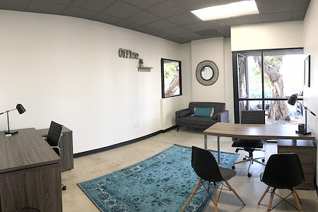 WorkSpace Carlsbad - Team Window Office - Great For 1-6
