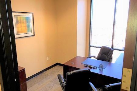 Orlando Office Center - Downtown Orlando - Suite 2312 - Great 1 Desk Window Office