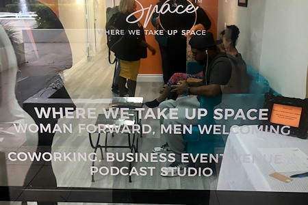 Her Power Space - Woman forward, Men welcoming! - Biddy Mason Community Event Space