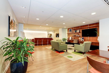 Carr Workplaces - The Willard - Cafe Plan