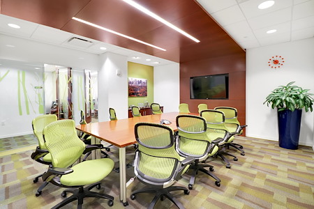 Carr Workplaces - Central Park - Central Park Training Room