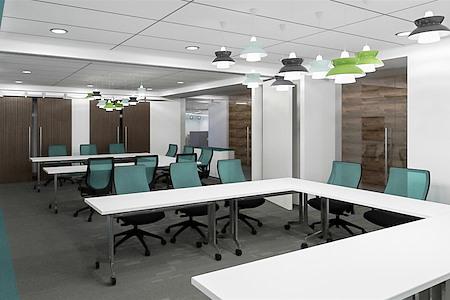 Metro Offices - One Metro Center - Training Room
