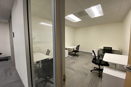 Z-Park Silicon Valley Innovation Center - Premium Office for 4 ppl