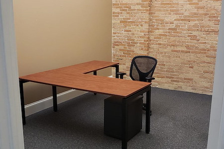 Etc Coworking - Suite 204, 1-4 ppl, furnished