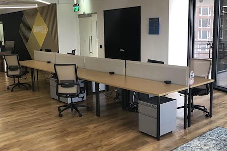 Venture X | Uptown Dallas - Dedicated Desk