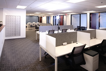 Intelligent Office Troy - Coworking Space