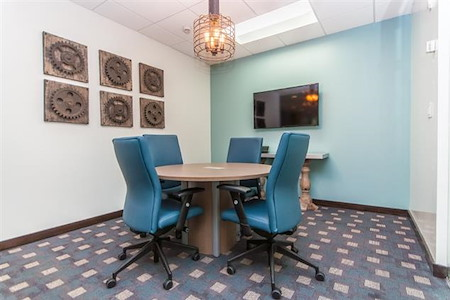 Quest Workspaces 777 Brickell Ave - Conference Room