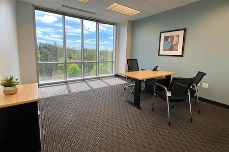 Peachtree Offices at Alpharetta - Window Office