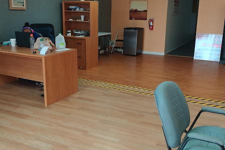 BMT Insurance - Dedicated Desk 1