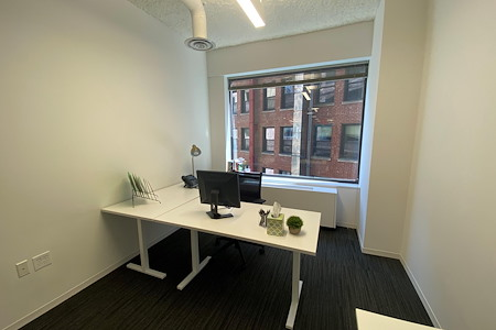 Launchpad K Street - Private, Windowed Office by the day